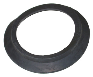 1971  Heater A/C donut gasket, between box and firewall (thick round shaped)