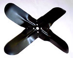 1963 Fan blade for engine, 3/4 inch pilot with 1-3/4 inch bolt pattern