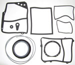 1969 Heater and A/C gasket kit (includes HAC-61)