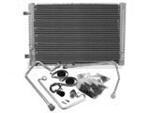 1963 Condenser, drier and tube kit