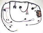 1963 Main Under Dash wiring harness, all w/gauges