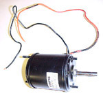 1963 A/C blower motor, for deluxe heater