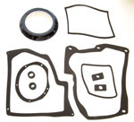 1967 Heater gasket kit (includes HAC-61)