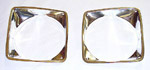 1969 Headlight bezels, aluminum