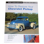 1938 How to restore your Chevrolet Pickup book