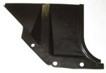 1962 Inner cowl/footwell panel, left