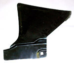 1980 Inner cowl/footwell panel, left