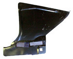 1980 Inner cowl/footwell panel, right
