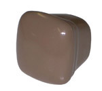 1943 Headlight knob, rose tan