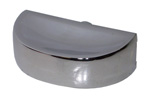 1948 Ashtray handle, chrome