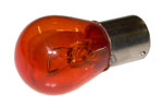 1968 Backup light bulb, amber