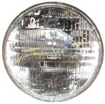 1973 Headlight bulb, sealed beam