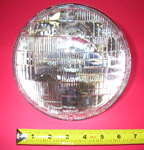 1950 Headlight bulb, sealed beam