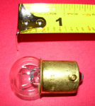 1952 Park and taillight bulb, 6 volt