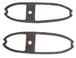 1957 Oval gaskets for taillight and backup lights, Cameo