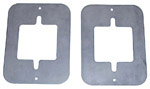 1954 Parklight housing/bezel to body/grill gaskets