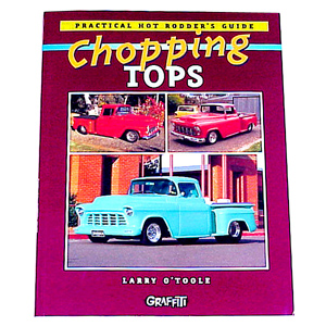 1953 Chopping Tops book, how-to