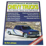 1983 Performance modifying of Chevy trucks book, for street