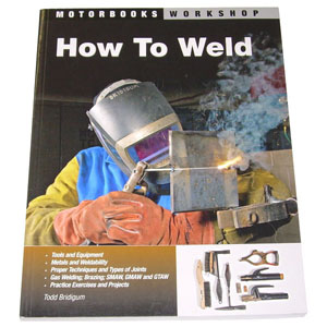 1953 How to Weld book, techniques and tips