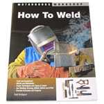 1969 How to Weld book, techniques and tips