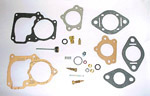 1956 Carburetor repair kit, Zenith