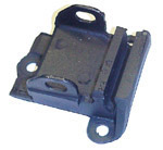 1954 Conversion engine frame mount pad, rubber