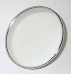 1967 Outside mirror, 5 inch round