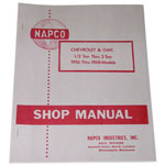1963 Napco shop manual, Chevrolet or GMC