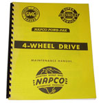 1956 Napco Powr-Pak maintenance manual, GMC only