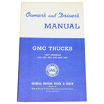 1941 Owners manual, GMC