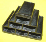 1973 Plug, 6-way connector