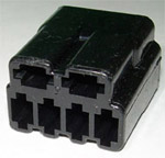 1981 Connector, 6-way