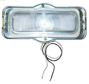 1960 Parklight/signal lamp assembly, left or right