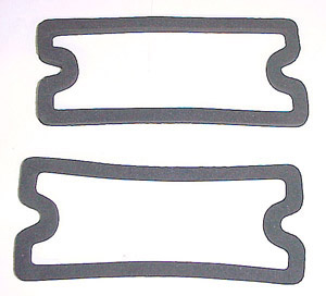 1969 Parklight lens gaskets, Chevrolet