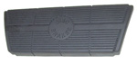 1973 Pedal pad for brake, automatic transmission only
