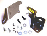 1957 Power steering pump bracket set, for 1958 and up small block V8 using front mounts