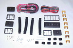 1978 Power window switch kit, 4 door trucks