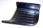 1970 Bed step (running board), ribbed