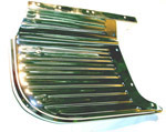 1965 Bed step (running board), ribbed