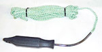 1944 Rope-in tool, 1/4 inch green cord