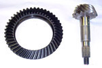1964 Ring and pinion gear set, ratio 3.54:1