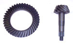 1972 Ring and pinion gear set, ratio 3.73:1