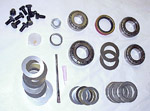 1984 Installation kit for the ring and pinion gears, ratio 3.73:1