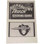 1953 Steering gear overhaul manual