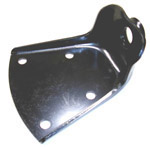 1952 Shock absorber mounting bracket, front or rear