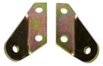 1952 Shock absorber mounting brackets, front