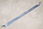 1960 Sill trim plate, polished stainless