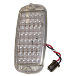 1961 Taillight LED, clear lens
