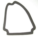 1960 Taillight or stop light lens gasket, Suburban