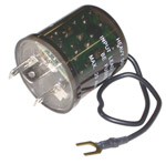 1958 Turn signal flasher for LED lights, 3 prongs